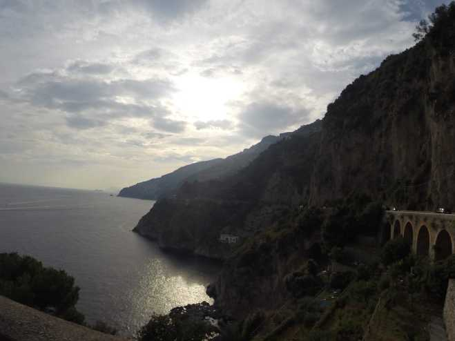 Amalfi Coast, driving - 9