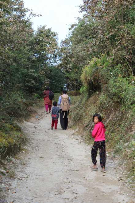 Kathmandu Trek 1 - 11
