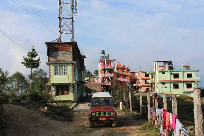 Kathmandu Trek 1 - 12