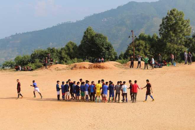 Kathmandu Trek 2 - 12