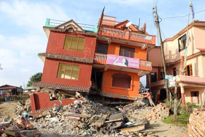 Kathmandu Trek 1 - 13