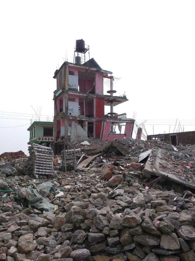 Kathmandu Trek 1 - 16
