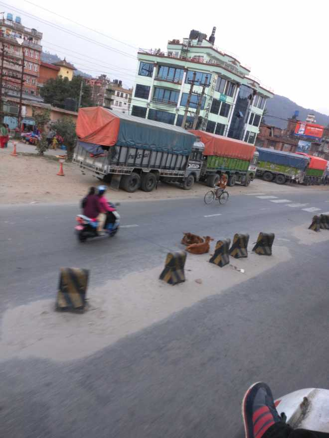 Kathmandu Trek 4 - 7
