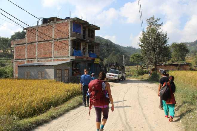 Kathmandu Trek 3 - 9