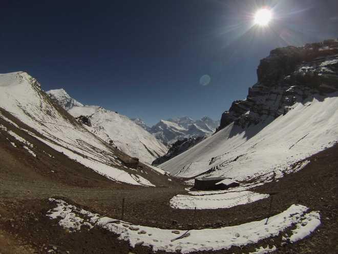Annapurna 9 - 10