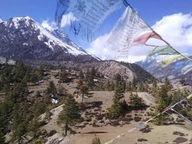 Annapurna 7 - 11