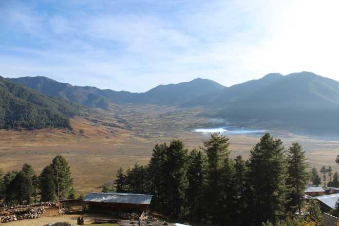 Bhutan, Nov 22 - 1