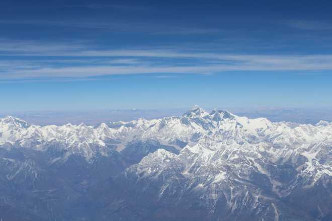 Flight to Bhutan - 13
