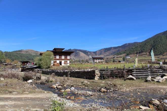 Bhutan, Nov 22 - 13