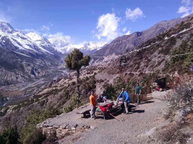 Annapurna 6 - 14