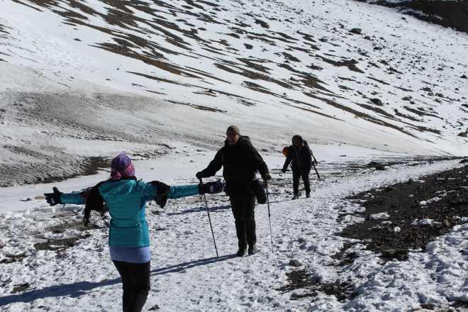 Annapurna 10 - 14