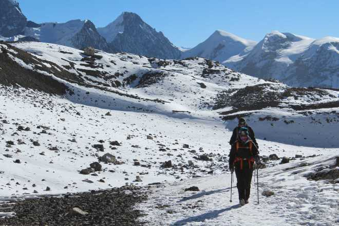 Annapurna 10 - 15