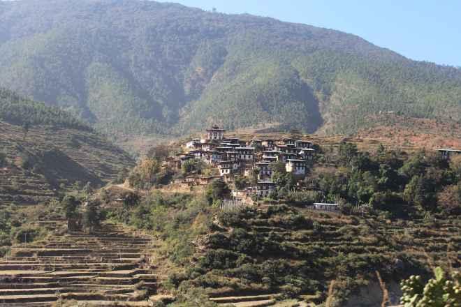 Bhutan, Nov 21 - 15