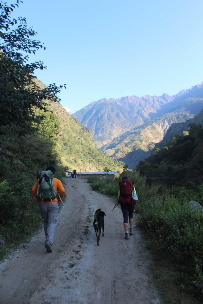 Annapurna 2 - 1