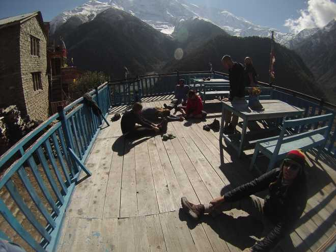 Annapurna 5 - 16