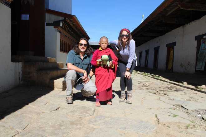 Bhutan, Nov 22 - 16