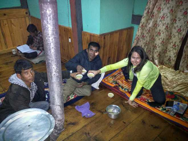 Bhutan, Nov 25 - 16