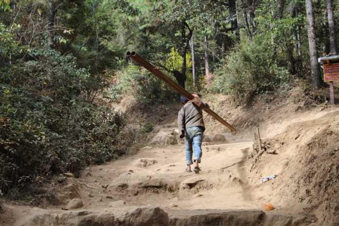 Bhutan, Nov 27 - 18