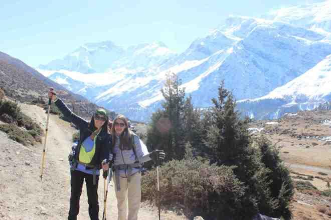 Annapurna 8 - 1