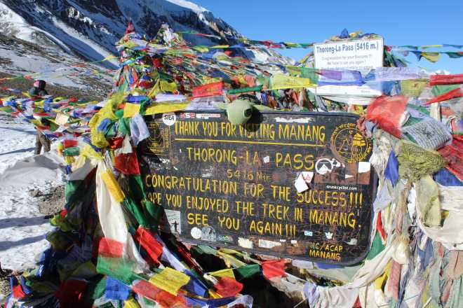 Annapurna 10 - 19