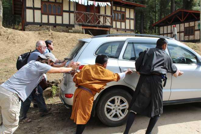 Bhutan, Nov 27 - 20