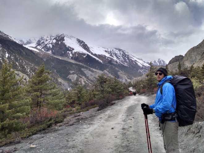 Annapurna 6 - 21