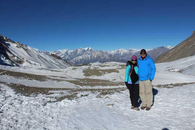 Annapurna 10 - 21