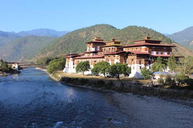 Bhutan, Nov 22 - 21
