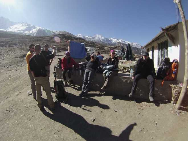 Annapurna Aftermath, Nov 10 -