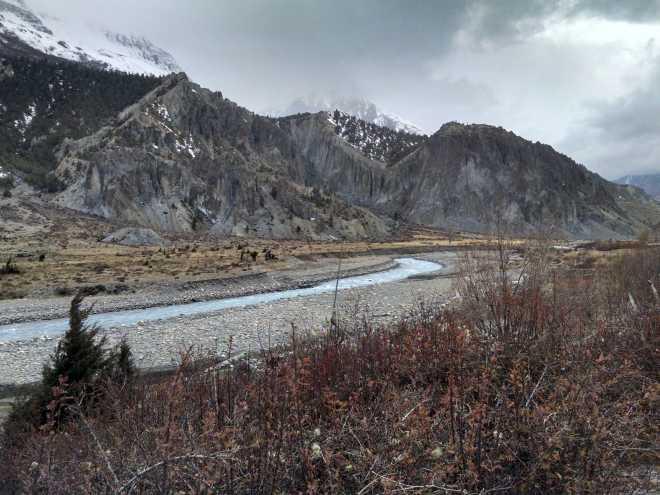 Annapurna 6 - 23