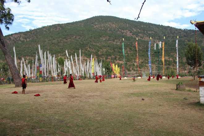 Bhutan, Nov 23 - 26
