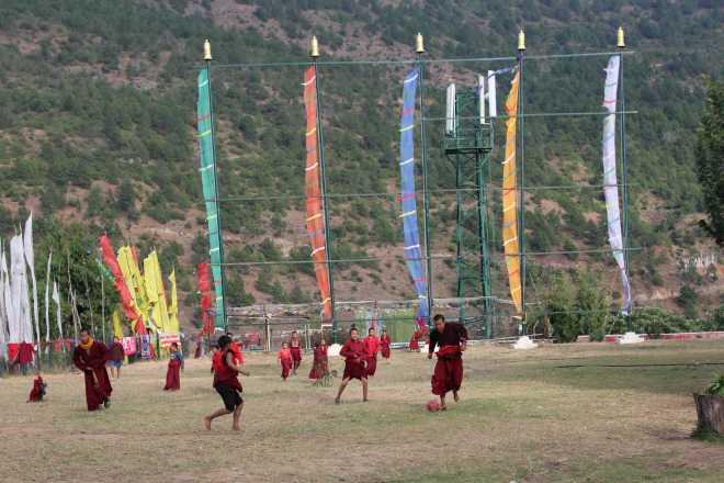 Bhutan, Nov 23 - 27