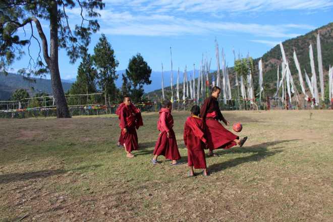 Bhutan, Nov 23 - 28