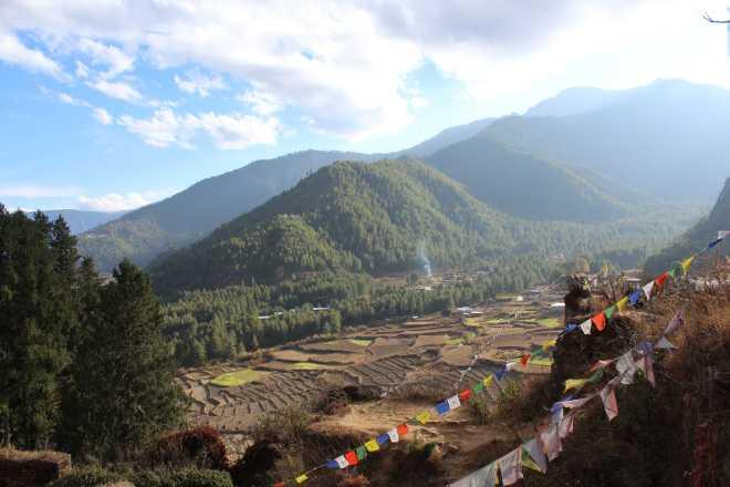 Bhutan, Nov 27 - 30