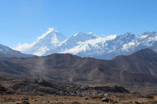 Annapurna 10 - 30