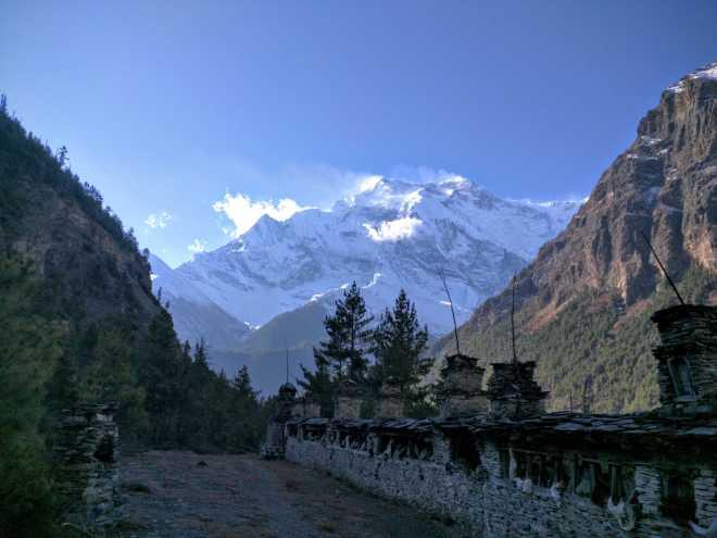 Annapurna 6 - 3