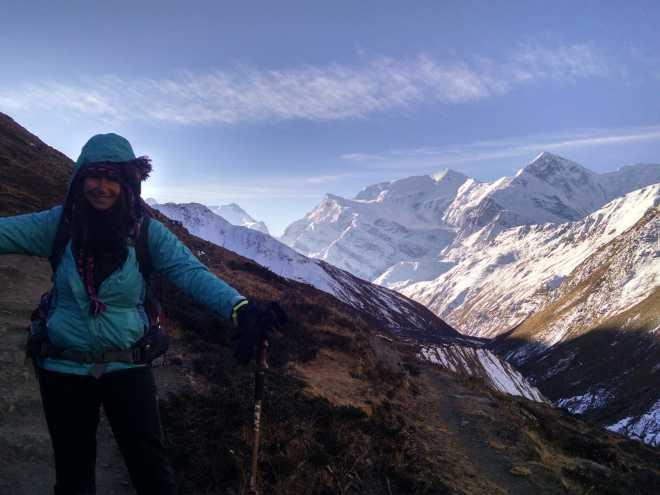 Annapurna 9 - 3