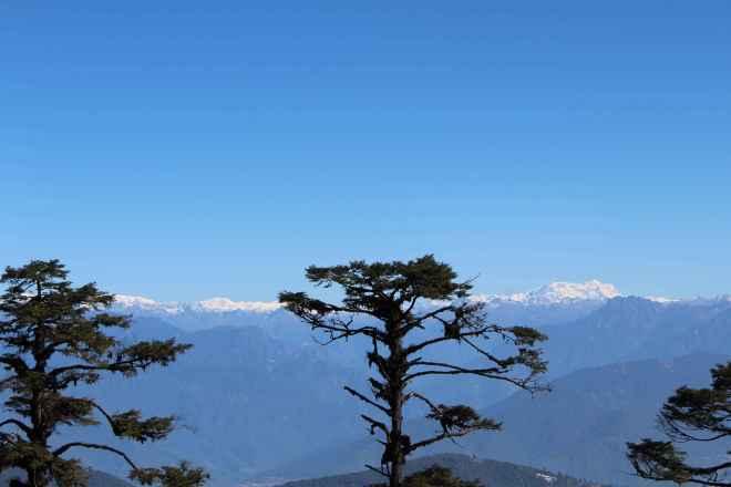 Bhutan, Nov 21 - 4