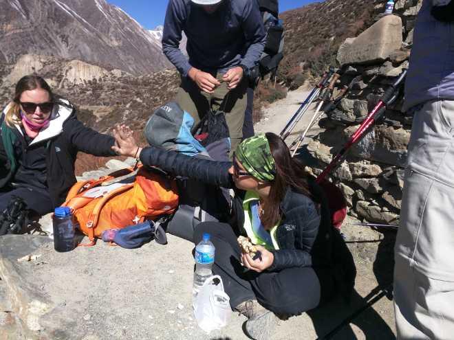 Annapurna 8 - 4
