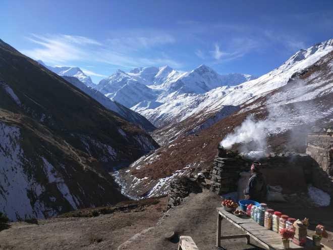 Annapurna 9 - 4