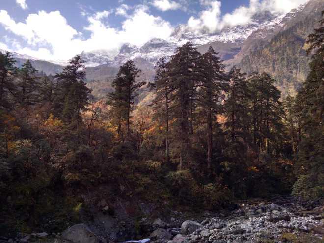 Annapurna 4 - 5