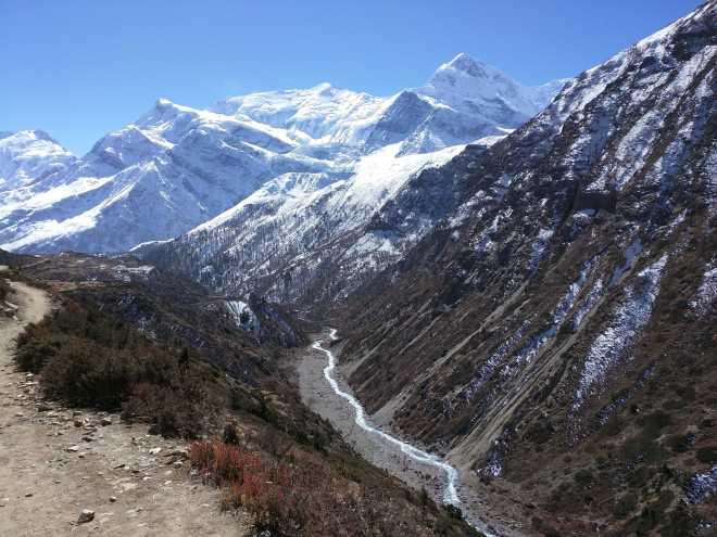 Annapurna 8 - 5