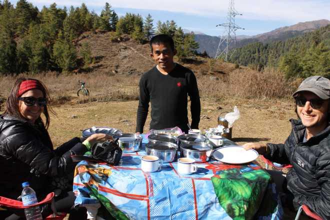 Bhutan, Nov 25 - 6