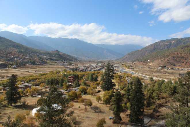Bhutan, Nov 26 - 6