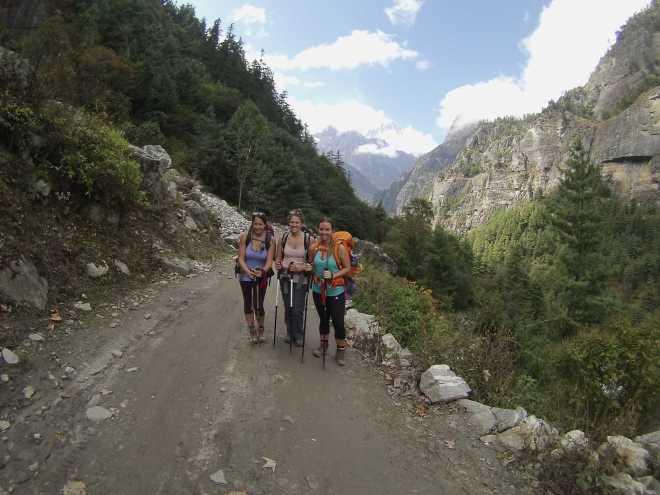 Annapurna 4 - 7