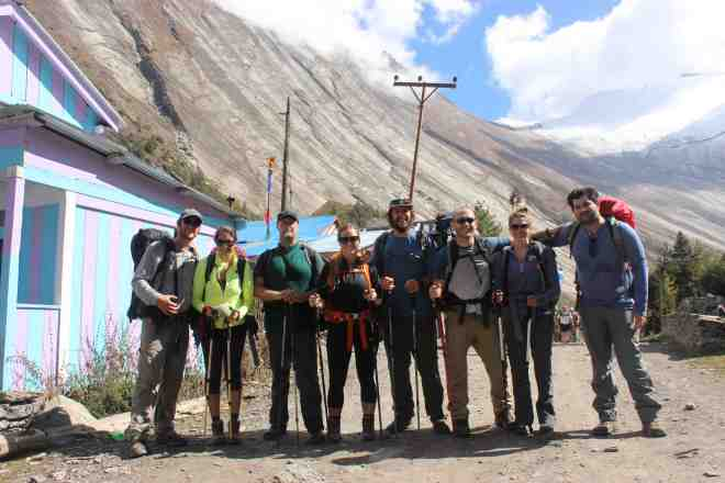Annapurna 5 - 7