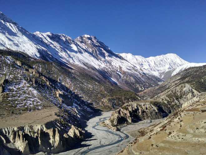 Annapurna 8 - 7