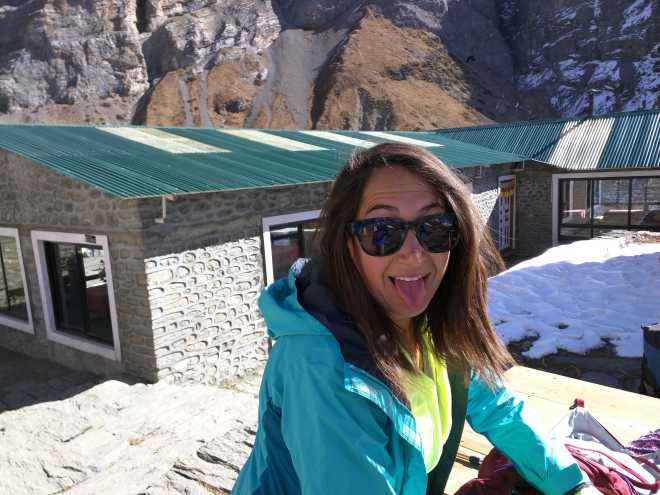 Annapurna 9 - 7