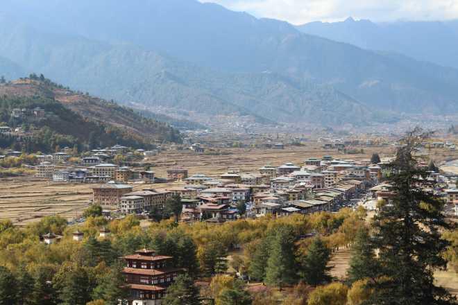 Bhutan, Nov 26 - 7