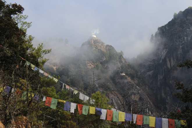 Bhutan, Nov 27 - 7